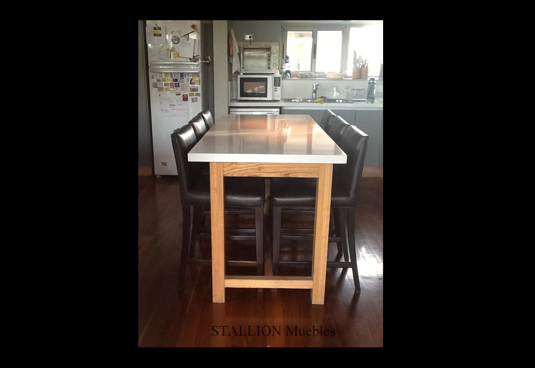 Stallion Muebles | Comedores (cocinas)